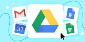 dung lượng google drive